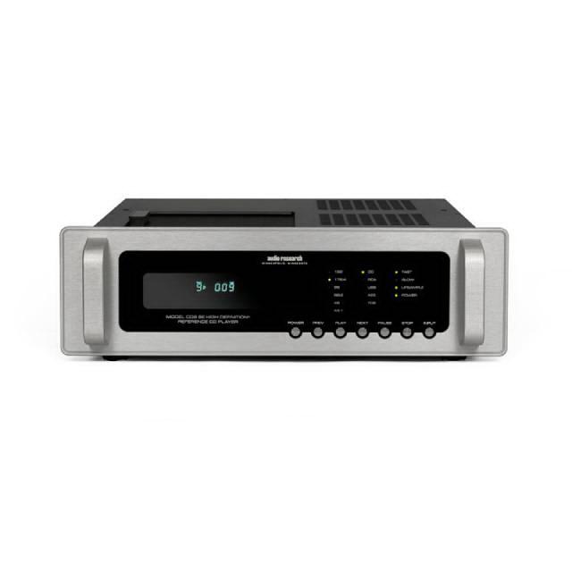 Audio Research Reference CD9SE 真空管唱盤/DAC