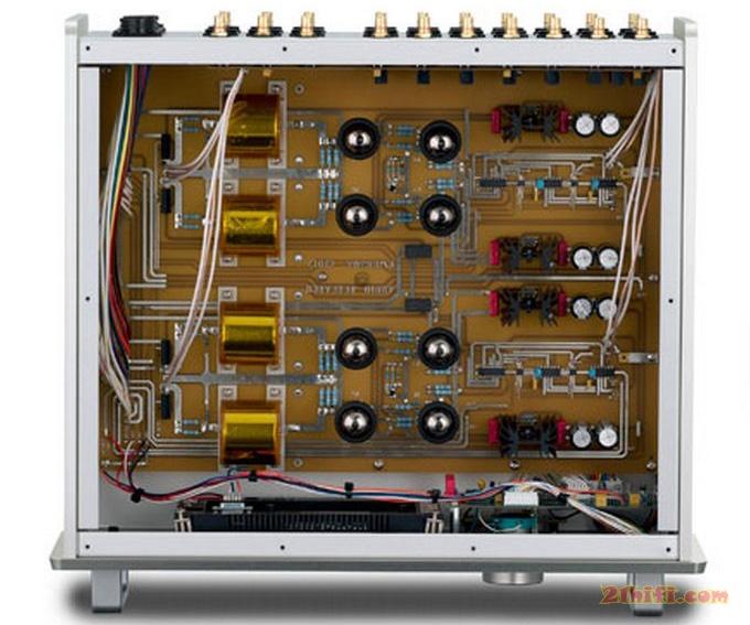 四管前级电路图