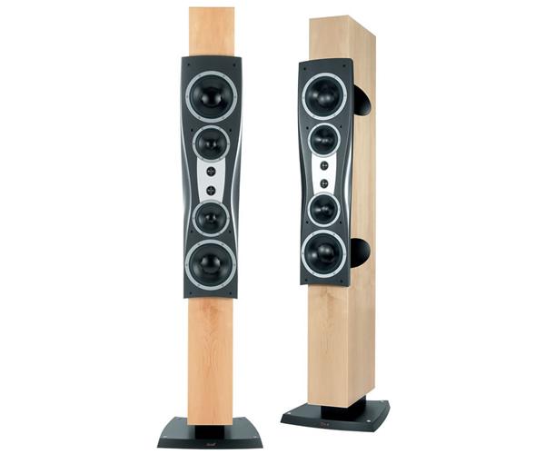 這次聆聽REF 250所搭配的Dynaudio Confidence 4喇叭。