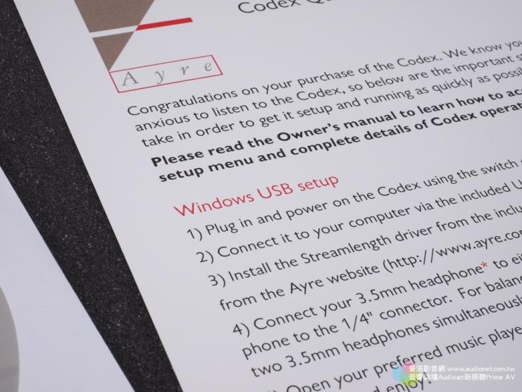 簡易說明書的重點放在教導Windows與iOS系統的用家如何設定設定能讓Codex發揮最好的表現。