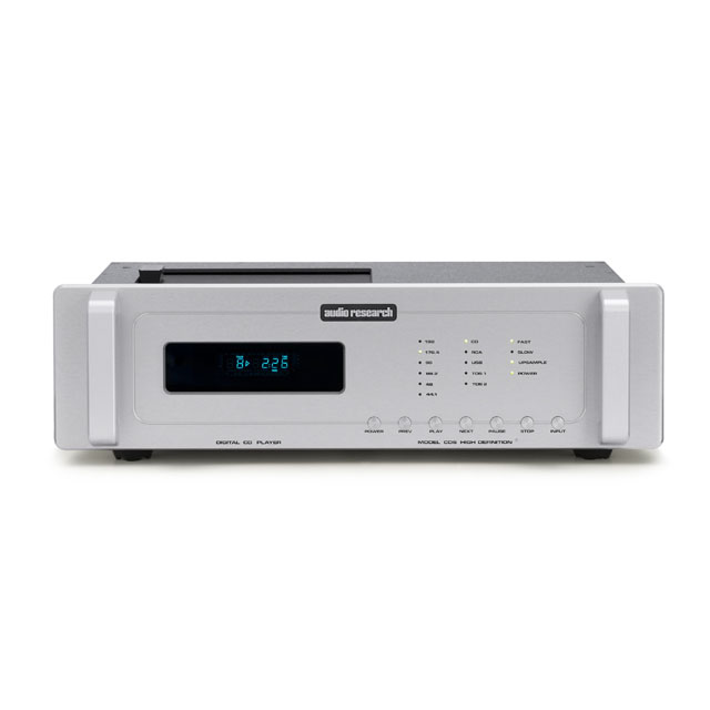 Audio Research CD6晶體唱盤/DAC