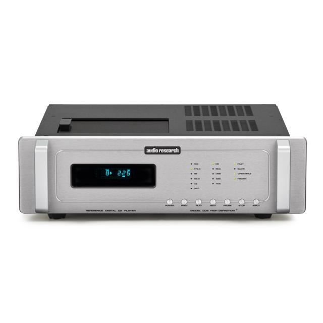 Audio Research Reference CD9真空管唱盤/DAC
