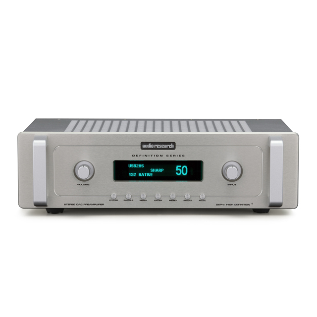 Audio Research DSPre 真空管DAC前級擴大機