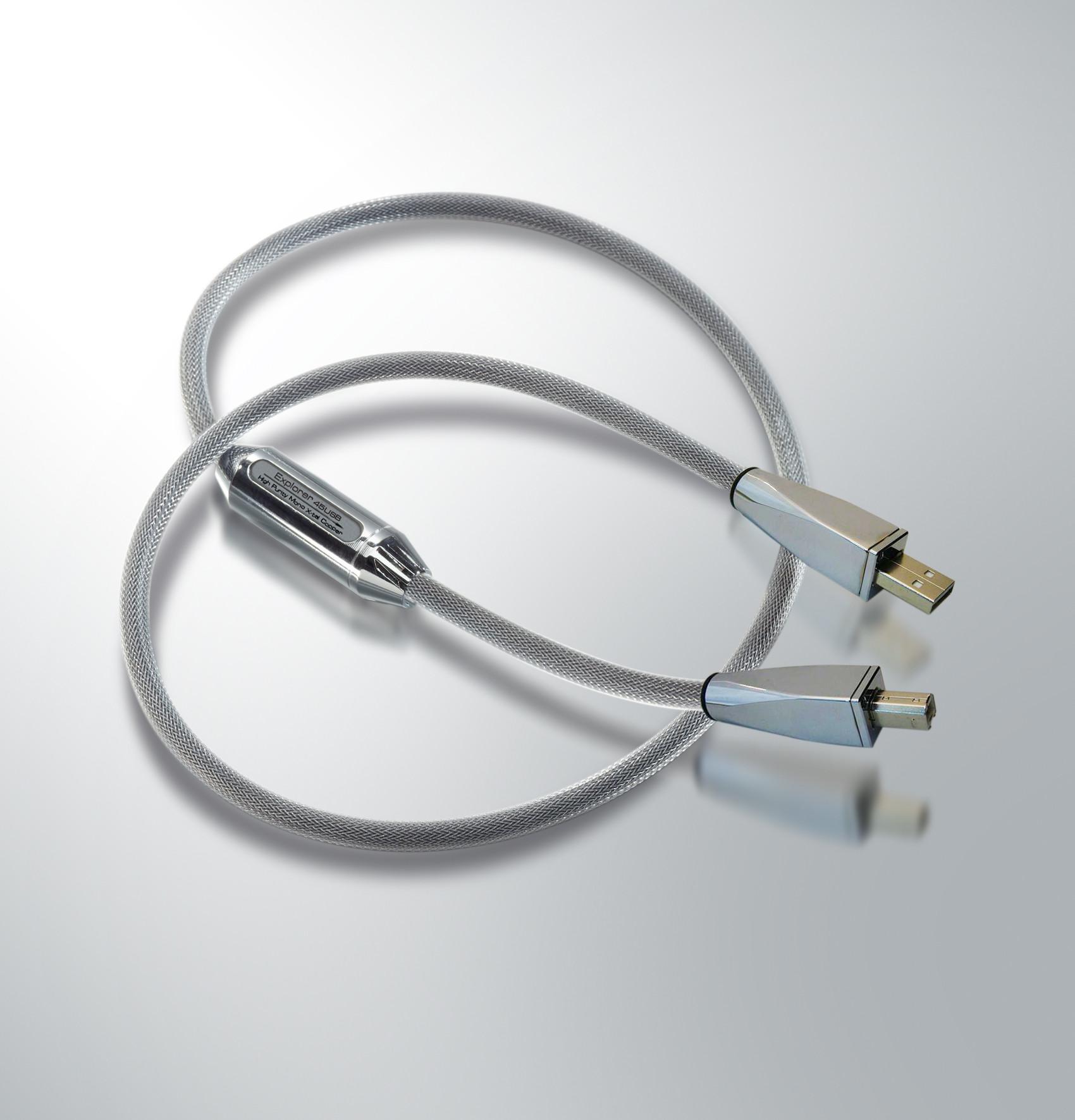 Siltech 45 USB 數位線