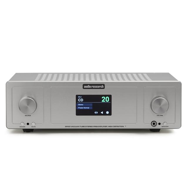 Audio Research SP20真空管立體聲前級擴大機