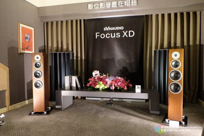 翔語的系統超極簡,現場只看到一對Focus 600XD無線傳輸主動式喇叭,沒有訊源也不需要擴大機,音樂訊號哪裡來?用平板App控制NAS網路硬碟,透過USB除書訊號給Connect黑盒子,再發送無線訊號給600XD。聲音好嗎?毫無疑問是Hi End水準