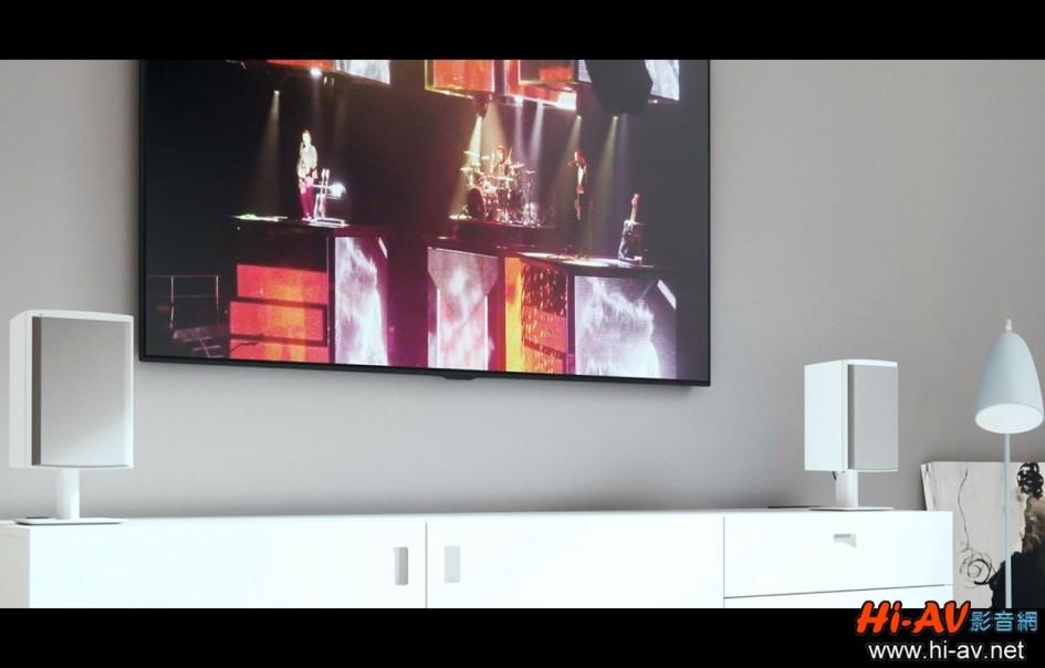 Xeo 2不僅是一套高品質的極簡系統,也具備多室共享功能,以多組體型小巧的Xeo 2配置於臥房、書房、兒童房等不同空間作為家庭音樂播放系統,也是個SMART的選擇。