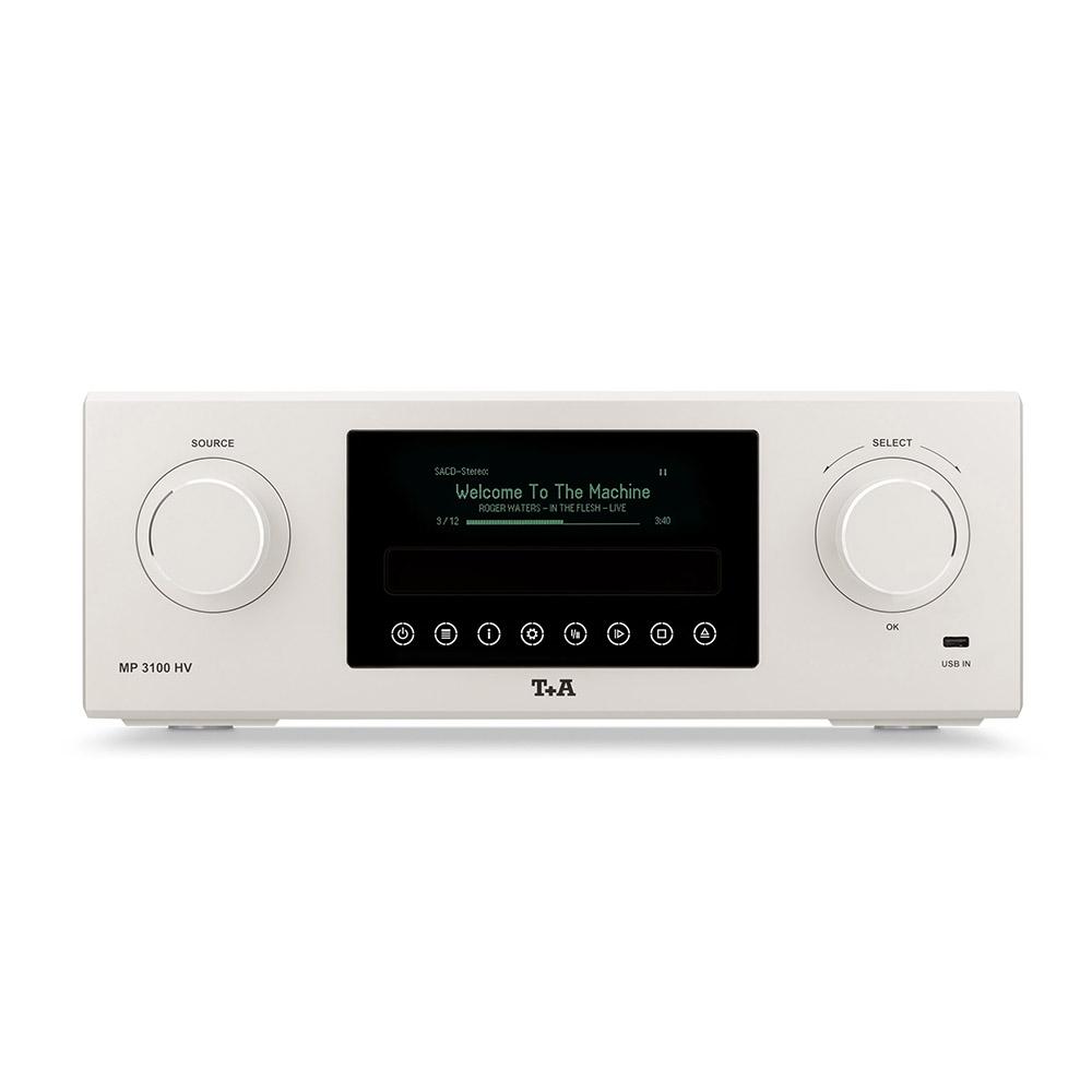 T+A MP 3100HV SACD 多音源播放機