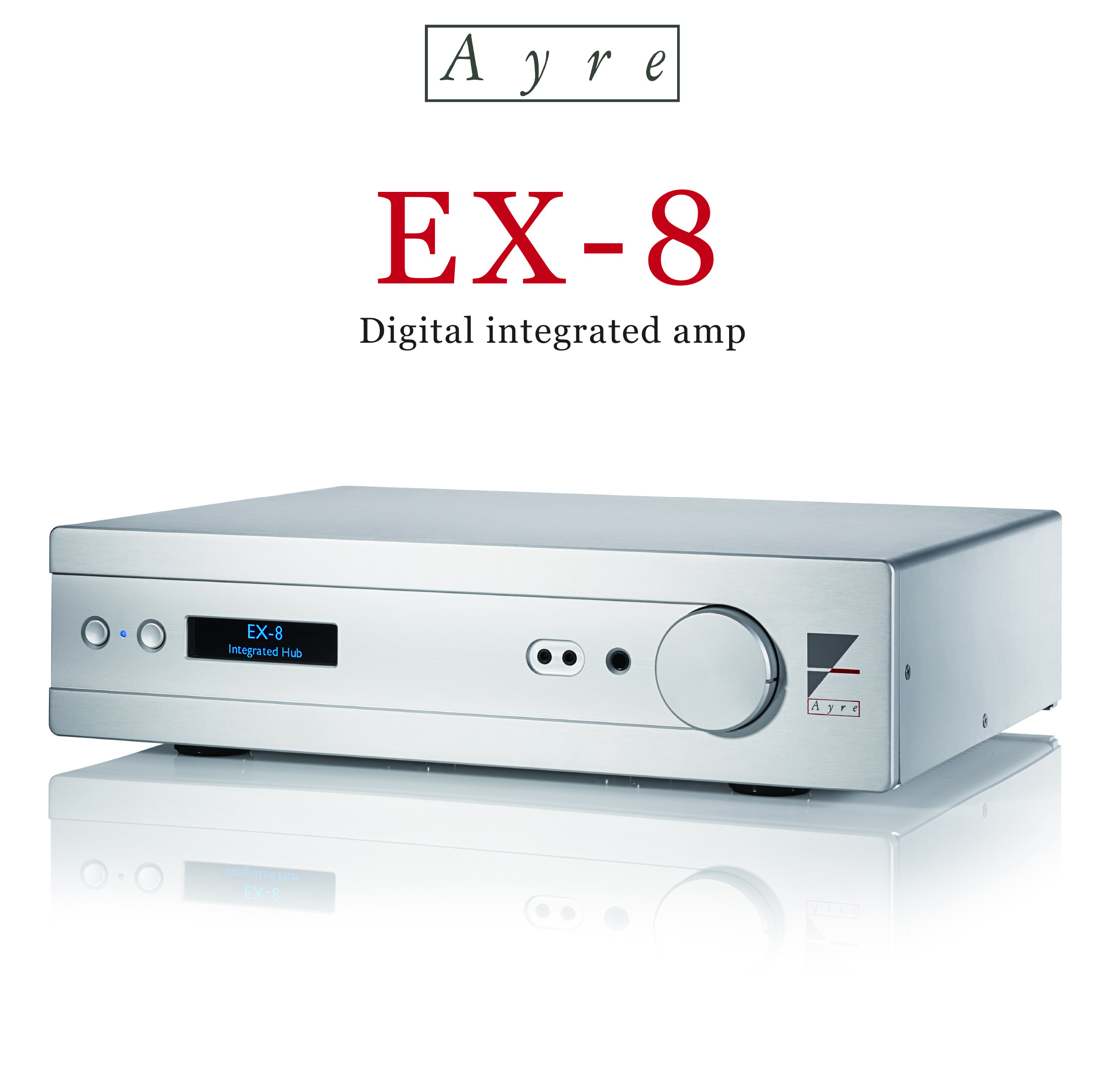 Ayre Acoustics EX-8 綜合擴大器