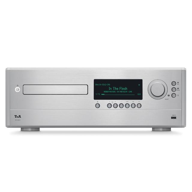 T+A MP 2500R SACD 多音源播放機