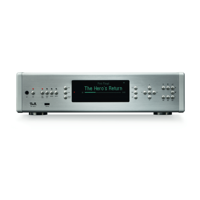 MP 1000 E 多功能播放器