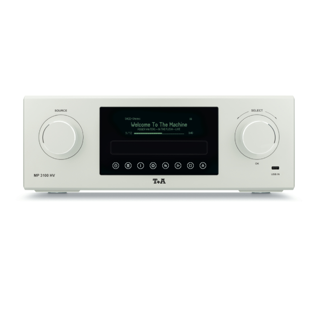 MP3000 HV CD Player