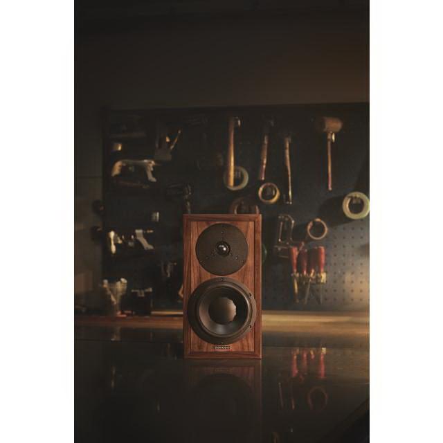 限量傳奇特別版: Dynaudio Heritage Special書架喇叭